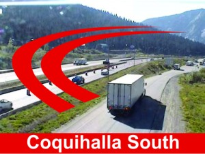 webcam Coquihalla south
